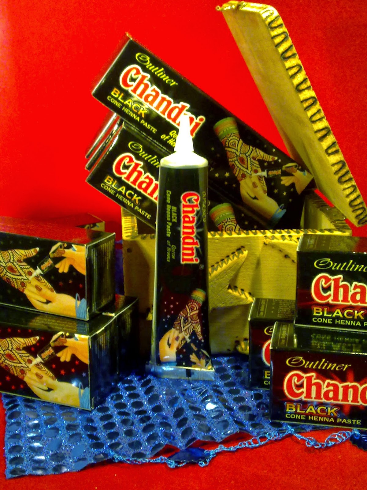 REVIEW CHANDNI HENNA ITA Review