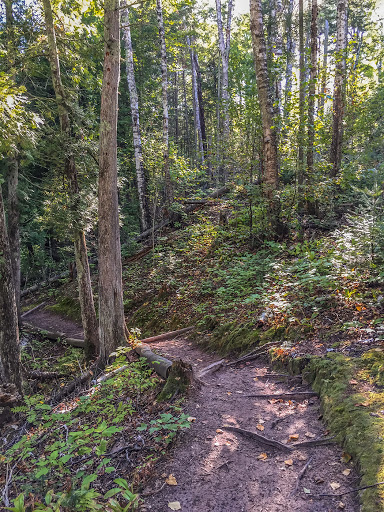 Hiking the Apostle Islands National Lakeshore Trail