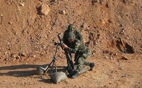 Vriten 3 ushtarë grek me predhë mortaje gjatë stërvitjes në Volos