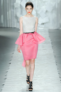 Jason Wu Collection, bright color