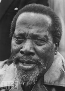 a biography of jomo kenyatta the first president of kenya Uhuru kenyatta muigai is the son of the first president of kenya, mzee jomo kenyatta he is also the fourth president of the country having won the general election.