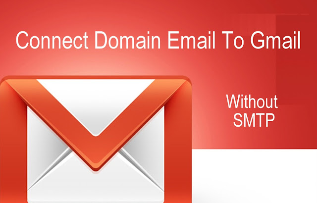 connect Domain email with gmail