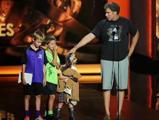 Will Ferrell Kids Emmys Chatter Busy: Will Fer...