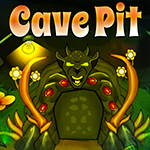 Games4King Cave Pit Escap…