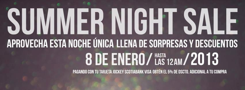 Legalmente En Taco Summer Night Sale El Jockey Plaza