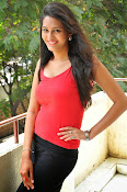 Swetha Jadhav glam pics in red top-thumbnail-11
