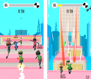 Sports Game of the Month - Parkour Jumping Race