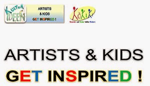 Artists & Kids - Get inspired!