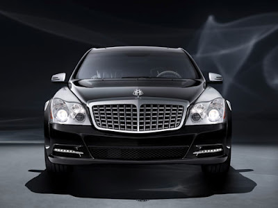 2012 Maybach 57 Owners Manual