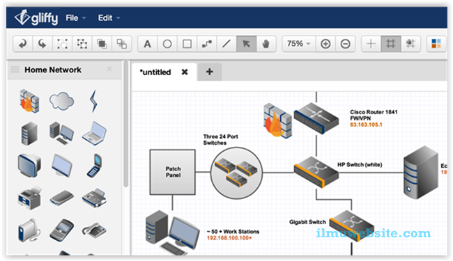 Gliffy lebih cepat mudah membuat flowchart mockup diagram selain flowchart gliffy pun menyediakan fitur untuk pembuatan mockup wireframe diagram uml dan lain sebagainya daripada anda menggunakan yang berbayar ccuart Gallery