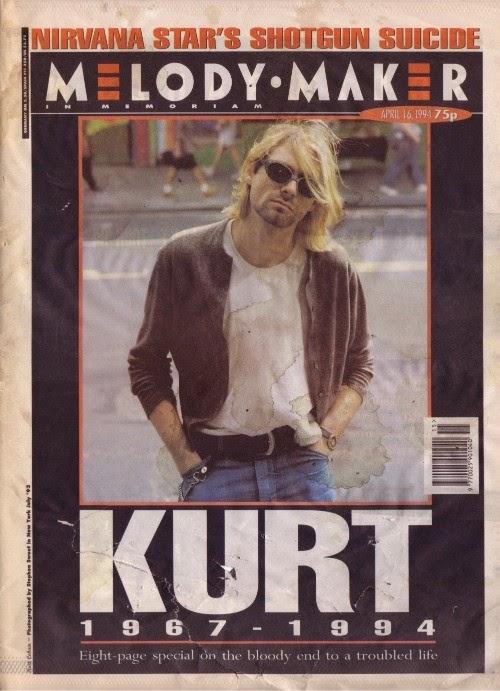 Kurt Kobain 1967-1994
