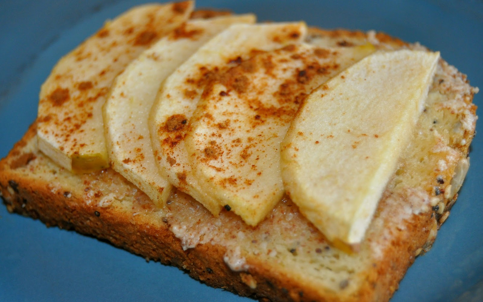 Snack Time—Baked Apple Sandwich - Green-Mom.com