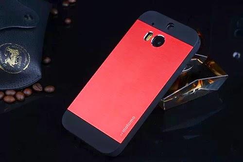 เคส Motomo สีแดง 107035