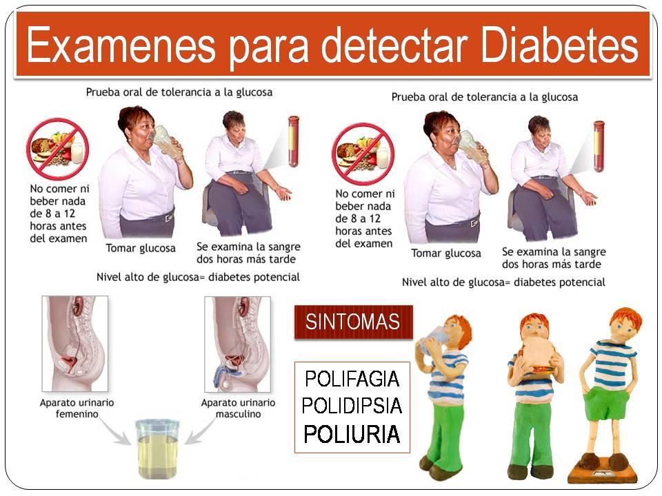 Biología Molecular : Pruebas de Laboratorio para Diabetes