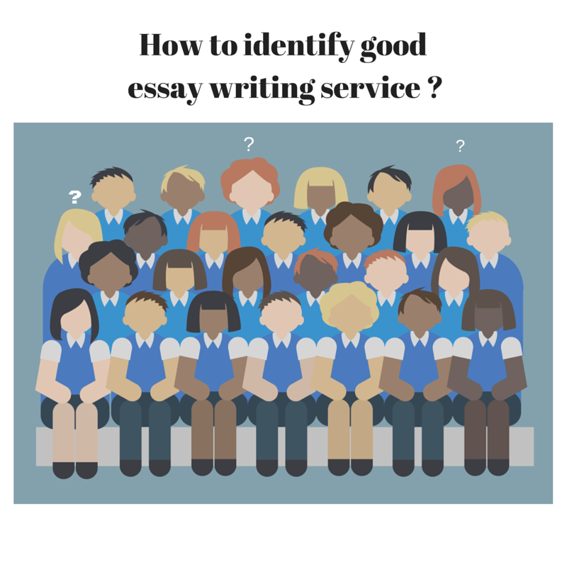 Good essay writing service