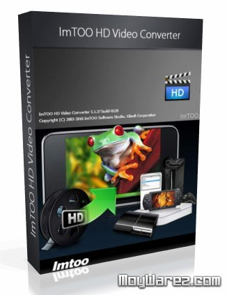 Imtoo video converter portable