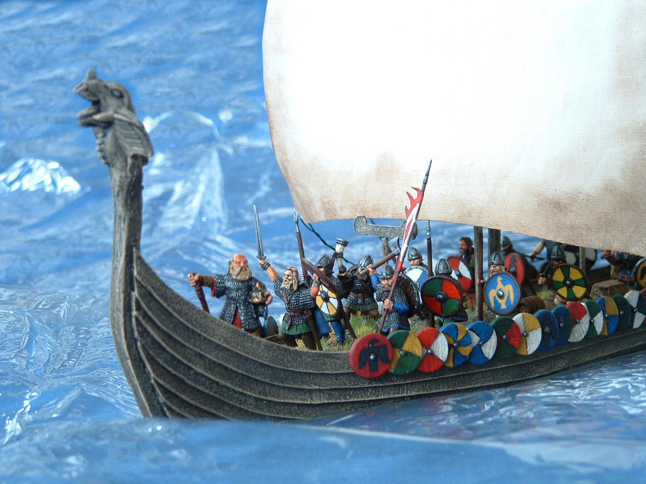 vikings longships Lesson explaining viking long ships and challenging pupils to design their own longship.