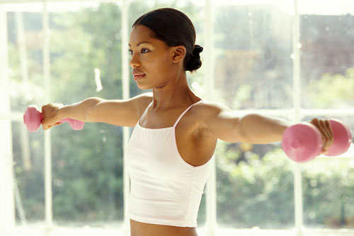 Burn Belly Fat With Weight Training