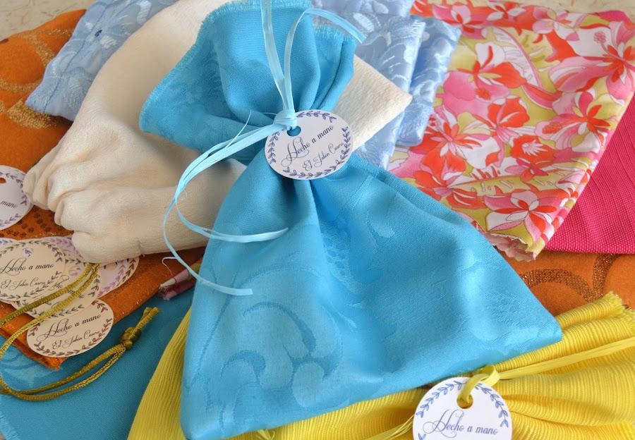 regalos naturales bolsitas para jabones y balsamos el jabon casero