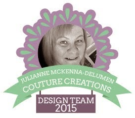 Proud Design Team Member For Couture Creations: