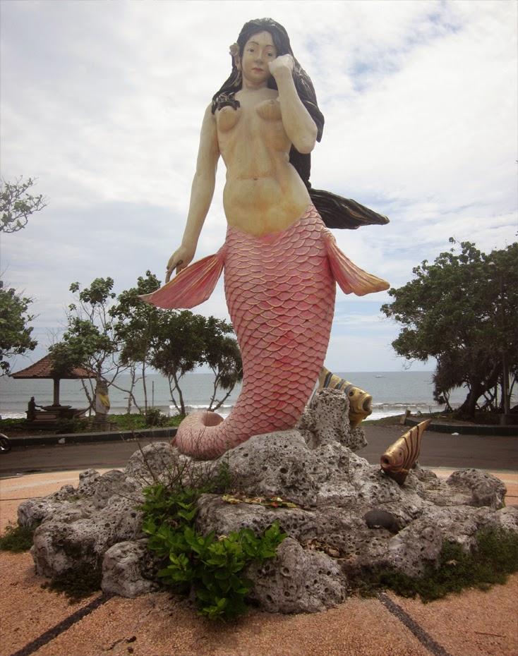 Tempat Wisata Pantai Delod Berawah Jembrana Bali