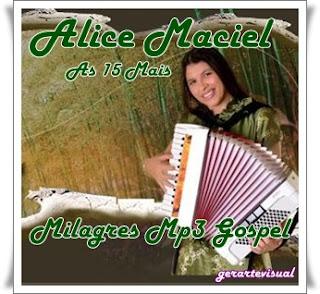 Alice Maciel As 15 Mais 2012