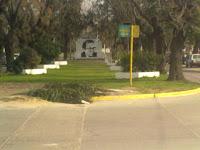 Monumento homenage Rodolfo Walsh