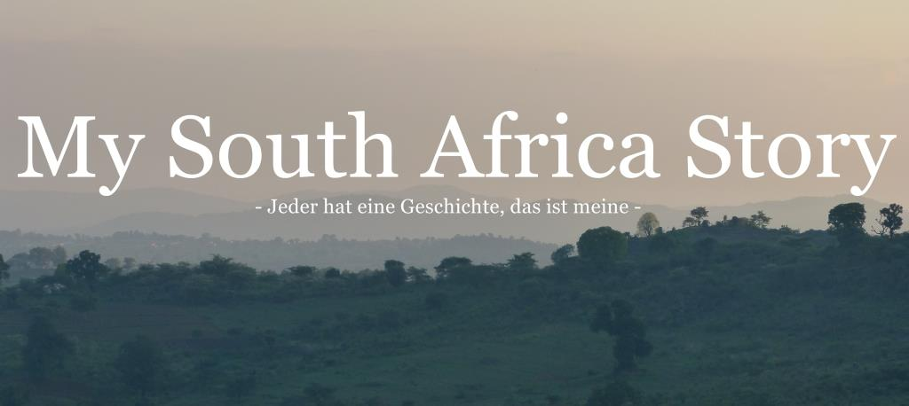My South Africa Story