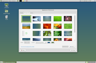 MATE 1.6 desktop screenshot