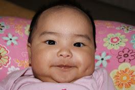 The 3rd n last (?) gegirl - Nur Aisyah Zahirah
