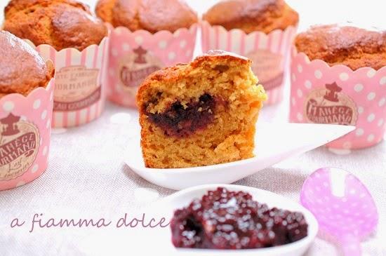 muffins ripieni perfetti e veloci!