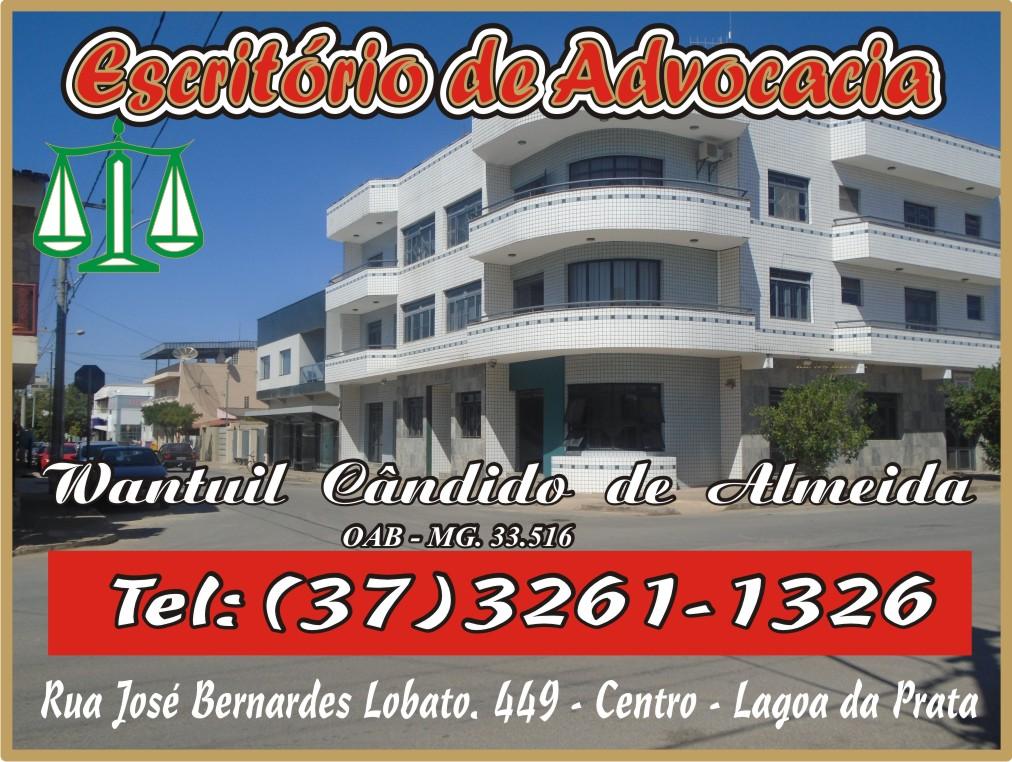 Dr. Wantuil Cândido de Almeida - Escritório de Advocacia ***