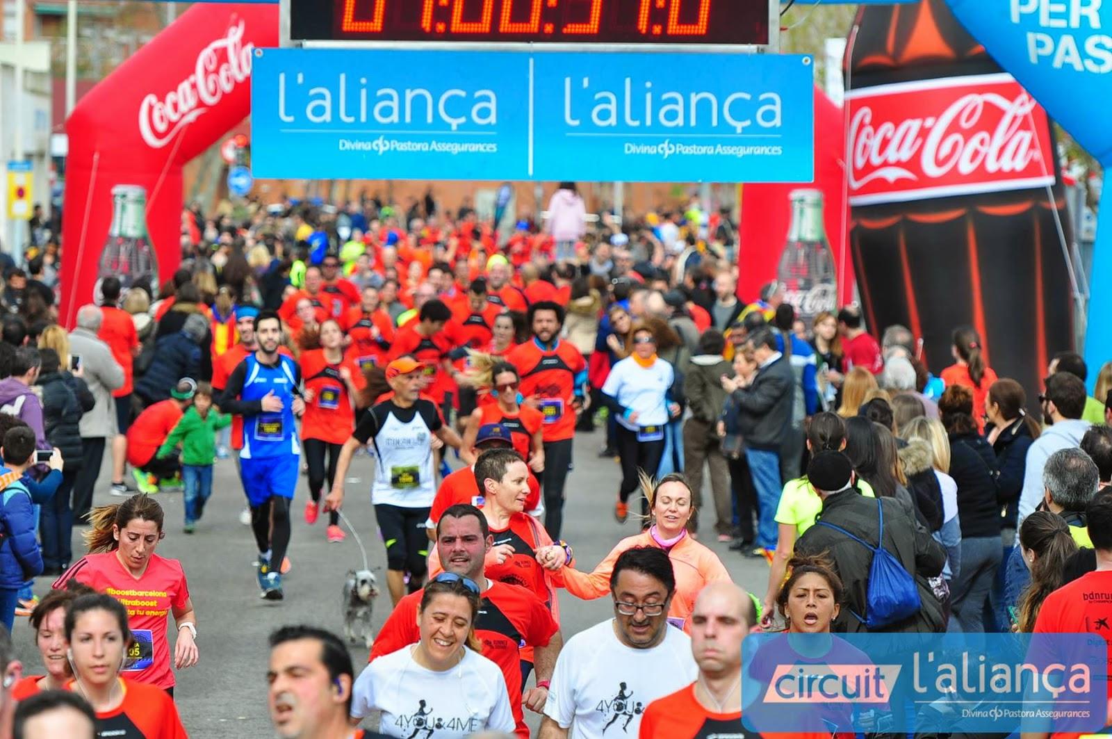 BDN Running 10k cursa badalona