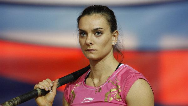 All Super Stars: Yelena Isinbayeva Profile, Mini Biography ...