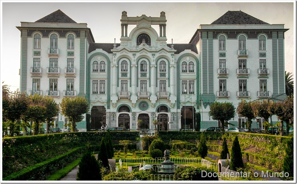 Curia Palace Hotel; Curia; Hotéis na Bairrada