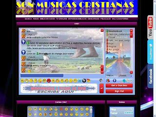 SON MUSICAS CRISTISNAS