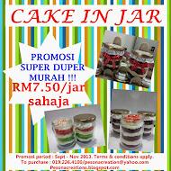 Promosi Cake in Jar