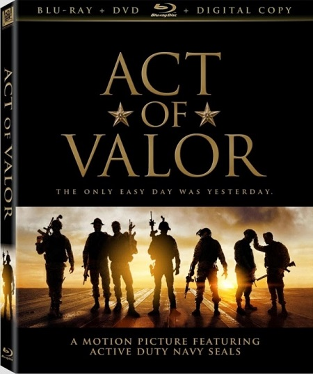 Act Of Valor (Acto de Valor/Invencibles) (2012) 720p y 1080p BDRip mkv Dual Audio AC3 5.1 ch