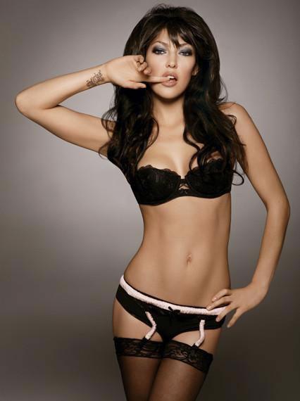 TheFappening: Aimee Carrero Nude