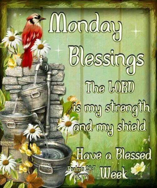 Blessed Week