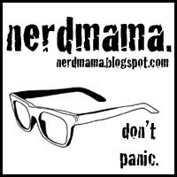 Grab a Nerdmama Button!