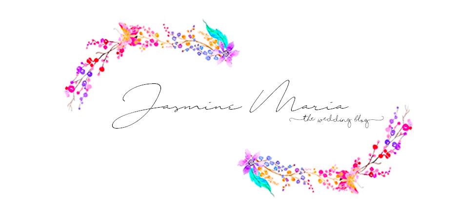 Jasmine Maria - The Wedding Blog