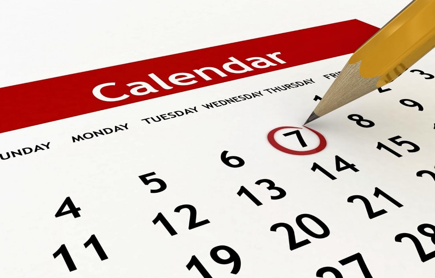 LMS Calendar