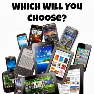 Enter the Choose Your Gadget Giveaway to win the Smartphone or Tablet of their choice. Ends 11/21.