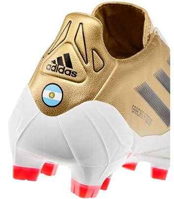 botas Messi 2012