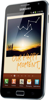 Samsung Galaxy Note Harga dan Spesifikasi Terbaru