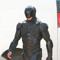 La armadura de Robocop 2013