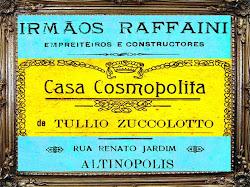 Raffaini e Zuccolotto, Referências de Altinópolis