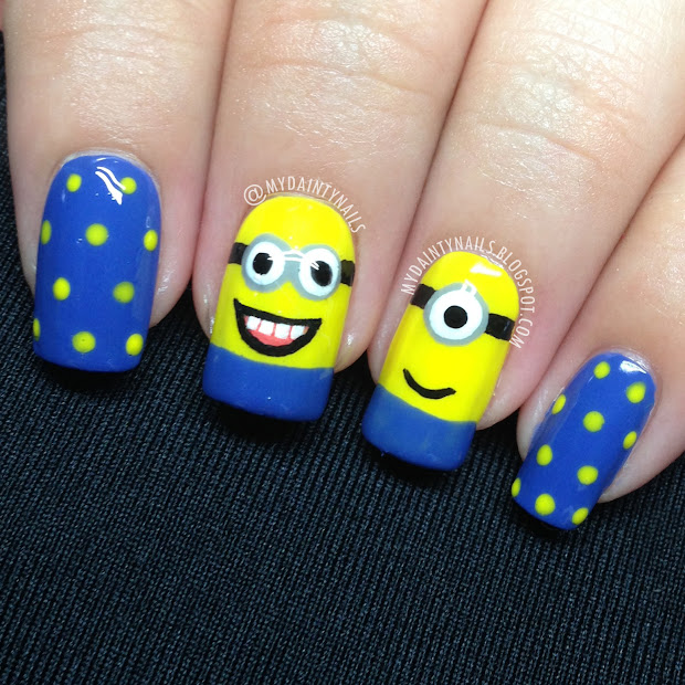 dainty nails despicable