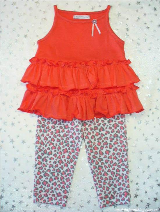 ropa para niñas verano 2014 mundo pequeñez